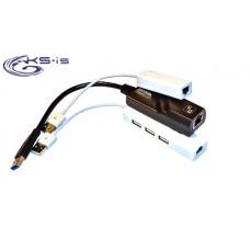 Новинки: USB LAN адаптеры KS-is
