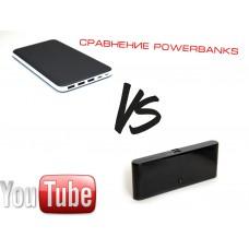 Видео обзор обновленной модели powerbank KS-190