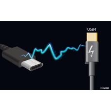 Опубликована спецификация USB4