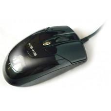 Мышь мини 3D KS-is Moco USB (черная) (KS-006B)