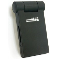 Устройство чтения/записи карт памяти (карт-ридер) все в 1 KS-is Cary USB 2.0 (KS-007)