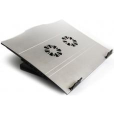 Эргономичный стенд с USB 2.0 хабом KS-is Alusan для ноутбуков (KS-030)