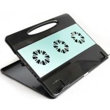 Эргономичный стенд с USB 2.0 хабом KS-is Hansti для ноутбуков (KS-033)