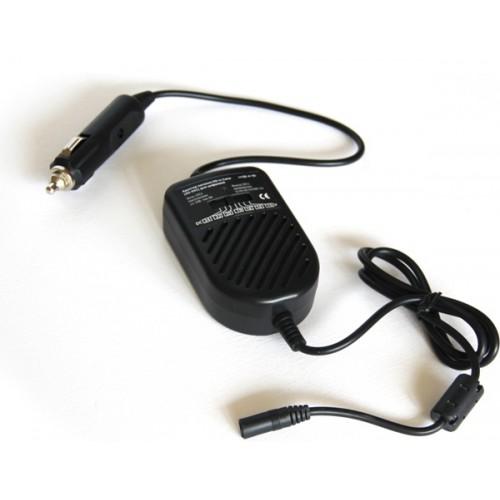 Универсальный адаптер питания KS-is Carer 80Вт для цифровой техники в прикуриватель авто (KS-041)