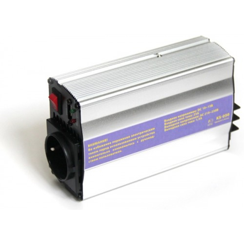 Преобразователь напряжения 12В 220В 300Вт KS-is Brinvy (KS-050)