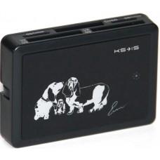 Карт-ридер все в 1 KS-is Eighti USB (KS-053)