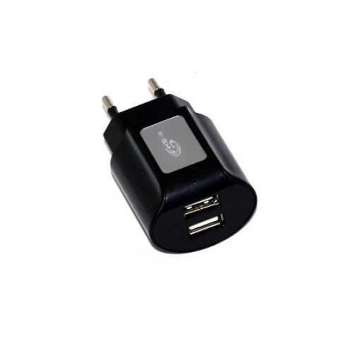 Зарядное устройство USB от электрической сети KS-is Toss (KS-056)