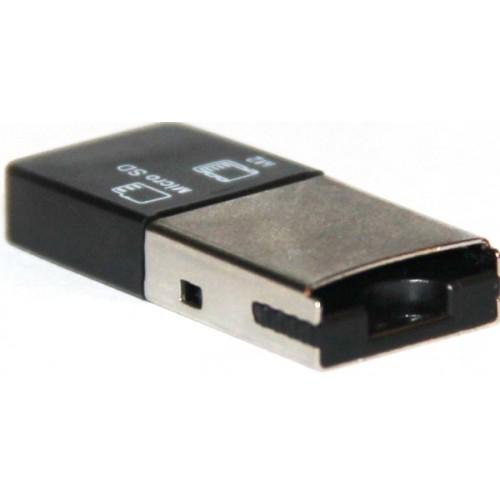Картридер T-flash (micro SD)/M2 USB KS-is Duxy (KS-059)