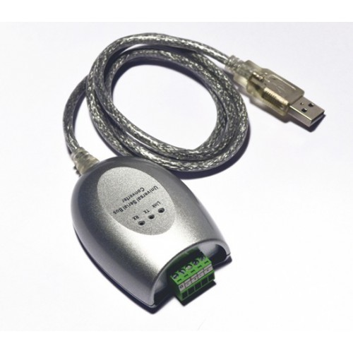 Преобразователь USB на порт RS-485 KS-is KS-111
