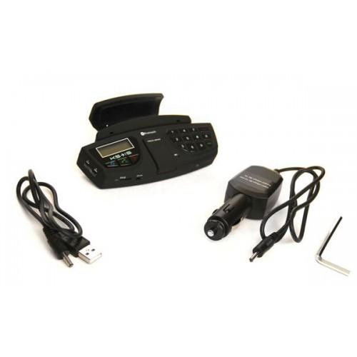 Bluetooth гарнитура/авто MP3 плеер KS-is Bluezer (KS-145)