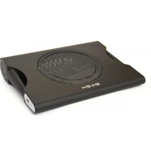 Охлаждающая подставка KS-is PoceZ (KS-148) с аудио системой 2.0 для ноутбука