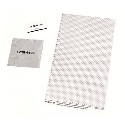 Защитная пленка KS-is (KS-151U_M) универсальная зеркальная для экрана устройств с тачскрином с размером до 11.1