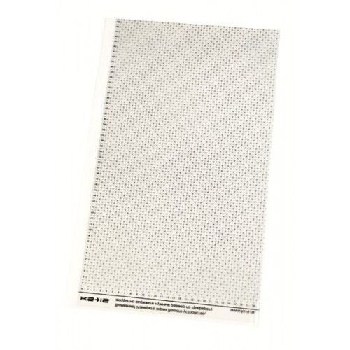Защитная пленка KS-is (KS-151iPm_A) против отпечатков пальцев для экрана iPad Mini