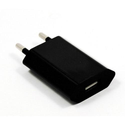Зарядное ус-во чудо USB 1 порт от эл. сети 220В 1000мА (KS-195)