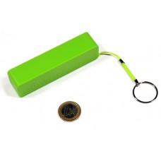 Универсальная батарея-брелок KS-is (KS-200Green) 2200мАч для портативной цифровой техники