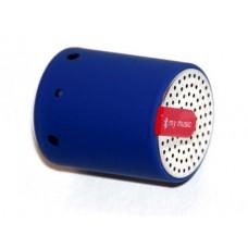 Акустическая портативная система KS-is MaxiBass (KS-222Blue) Bluetooth/батарея/голубая