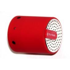 Акустическая портативная система KS-is MaxiBass (KS-222Red) Bluetooth/батарея/красная