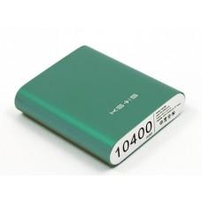 Универсальная батарея KS-is (KS-239Green) 10400мАч, зеленая