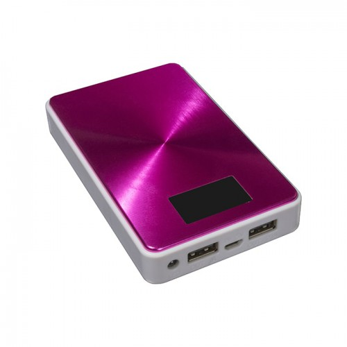 Внешний аккумулятор power bank KS-is KS-is (KS-245Red) 13800мАч, красный