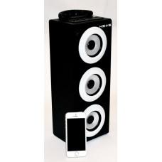 Акустическая система 2.1 KS-is (KS-247) Bluetooth/FM/RC/бат-я/LED
