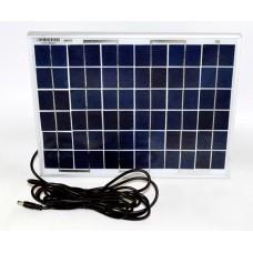 Солнечная панель преобр/ламп (SS10, KS-253) 10Вт