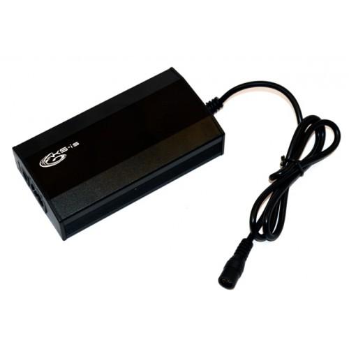 Универсальный блок питания от сети и прикуривателя авто KS-is Duazzy (KS-272) 100Вт