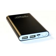 Универсальная батарея KS-is (KS-280Black) 12000мАч для портативной цифровой техники черная