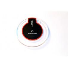 Зарядное у-во беспроводное USB KS-is (KS-281R-B) крас+чер
