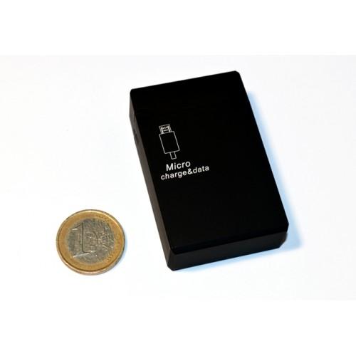 Кабель USB-microUSB KS-is (KS-293Black) черный