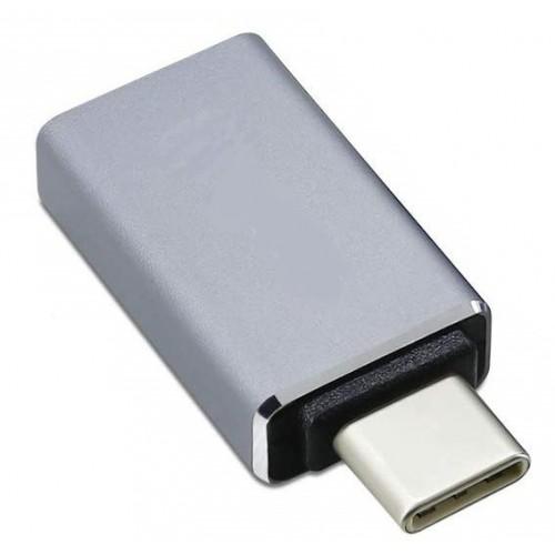 Переходник USB-C в USB KS-is (KS-296)