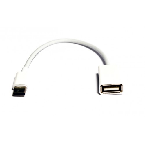 Адаптер OTG USB Type C M в USB 3.0 F KS-is (KS-297)