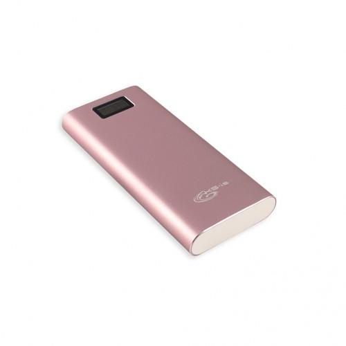 Внешний аккумулятор power bank KS-is (KS-316Pinky) 30000мАч, розовое золото