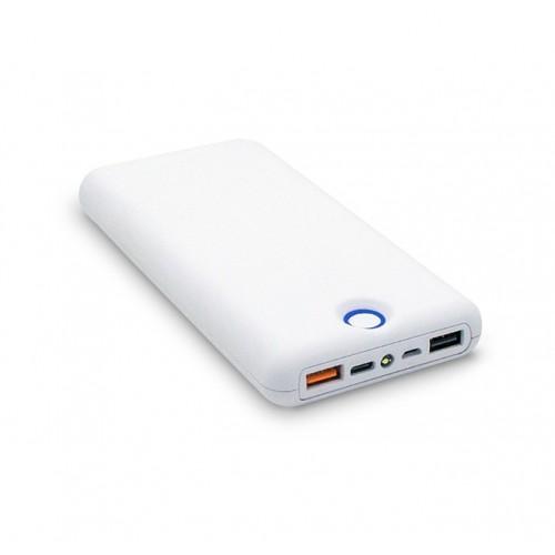 Внешний аккумулятор power bank KS-is (KS-323White) 40000мАч, белый