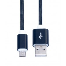 Кабель USB-microUSB KS-is (KS-324B15) 1.5м черн