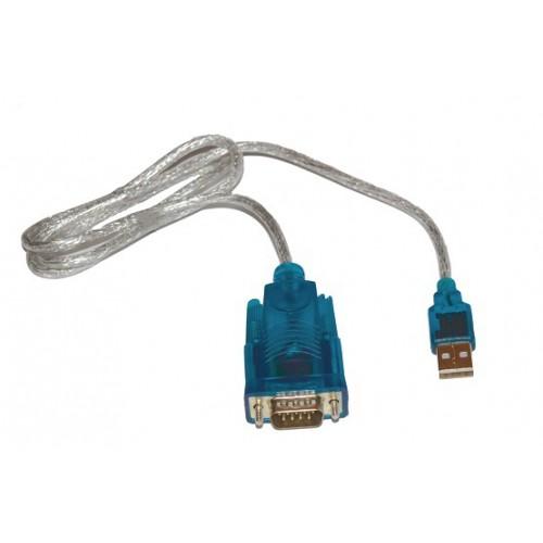 Переходник USB COM порт RS232 KS-is (KS-331)