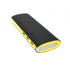 Универсальная батарея KS-is (KS-350Black) 15000мАч для портативной цифровой техники, черная