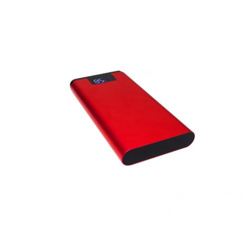 Универсальная батарея KS-is (KS-351Red) 25000мАч для портативной цифровой техники, красная
