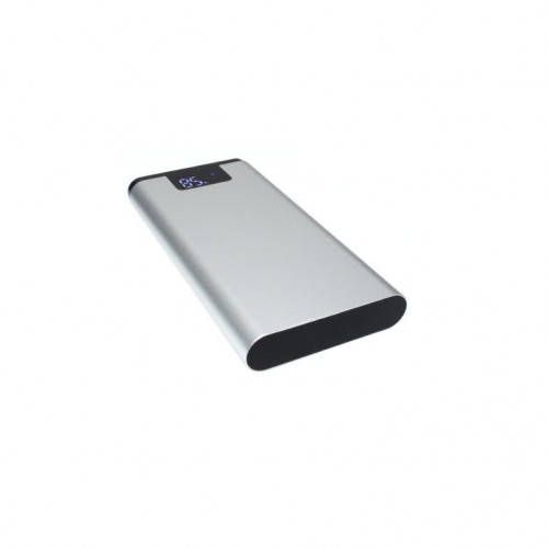 Универсальная батарея KS-is (KS-351Silver) 25000мАч для портативной цифровой техники, серебро