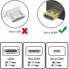 Переходник HDMI в micro HDMI / mini HDMI KS-is KS-361