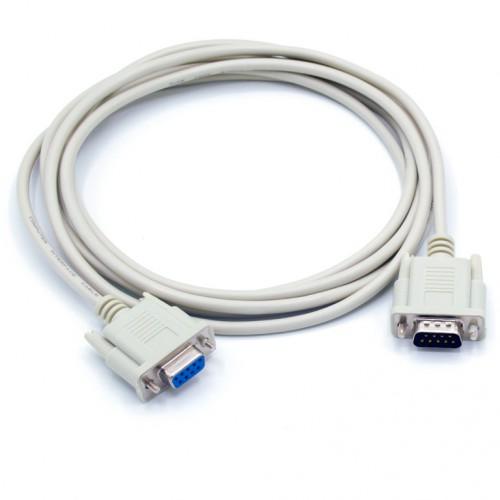 Кабель удлинитель COM интерфейса RS232 с разъемами DB9 M-F KS-is (KS-366-3) 3м