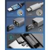 USB-C RJ45 LAN адаптер KS-is (KS-398)