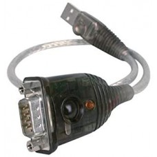 Переходник USB COM RS232 LED KS-is (KS-419)