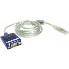 Переходник USB COM RS232 full led FTDI KS-is (KS-423)
