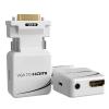Адаптер VGA M в HDMI F с аудио KS-is (KS-427)