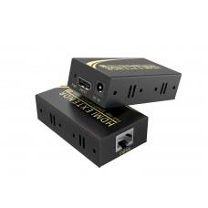 Удлинитель HDMI по UTP Cat6 50м KS-is (KS-430)
