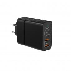 Зарядное устройство USB от электрической сети KS-is (KS-433) 48Вт