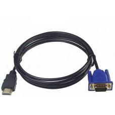 Кабель HDMI в VGA KS-is (KS-440)