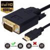 Кабель HDMI в VGA KS-is (KS-441)