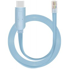Кабель USB-C RJ45 KS-is (KS-445)