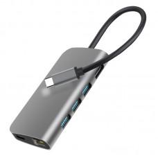 Многофункциональная док-станция USB–C KS-is